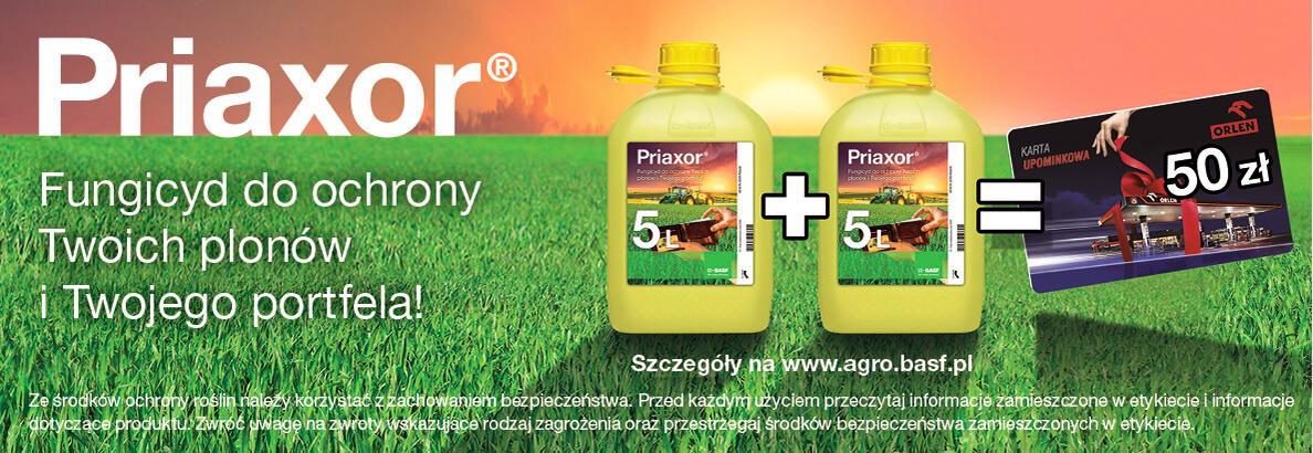 Priaxor BASF
