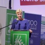 Prezes KRUS dr Aleksandra Hadzik