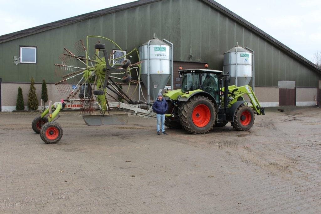 Maszyny rolnicze do zielonek