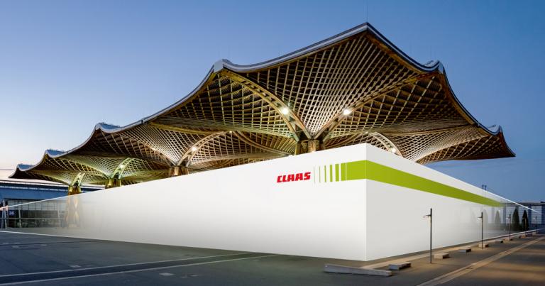 Agritechnica z nową ekspozycją CLAAS