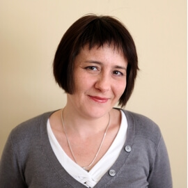 Mgr Agnieszka Osiecka