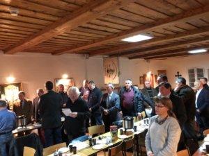 Spotkanie opłatkowe Klubu Dobrego Rolnika w Strzelnie