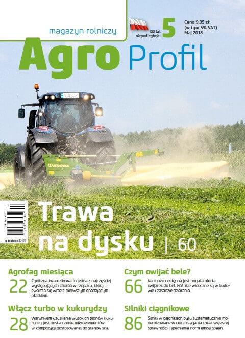 Agro Profil magazyn rolniczy nr 5/2018