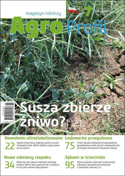 Agro Profil magazyn rolniczy nr 7/2018