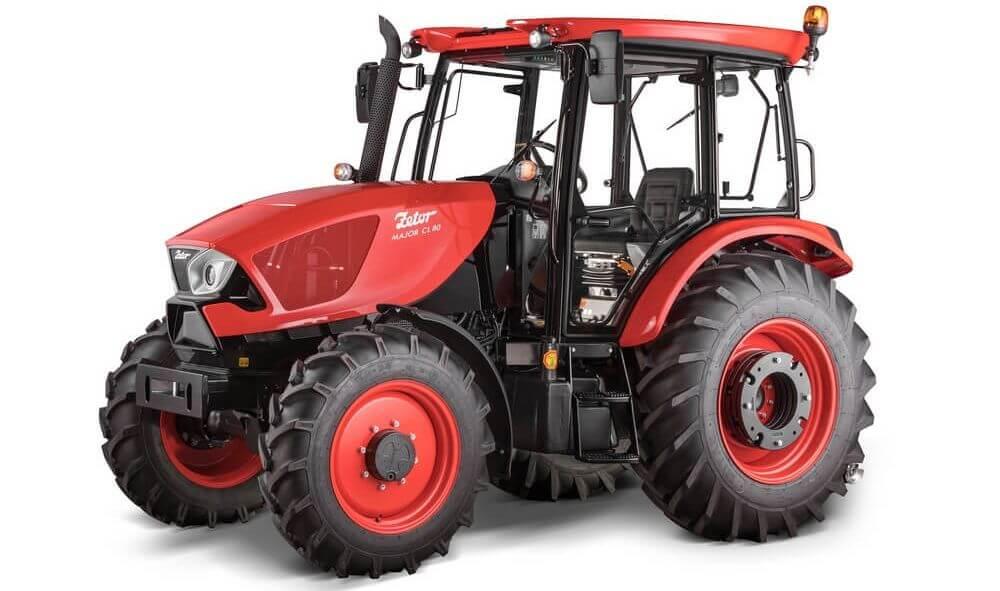 Ciągnik rolniczy Zetor Major CL