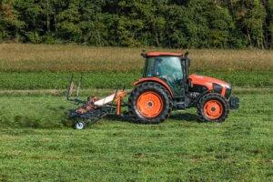 Wydłużona gwarancja na ciągniki rolnicze marki Kubota