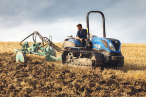 New Holland: aktualizacja i powiększenie gamy ciągników specjalistycznych