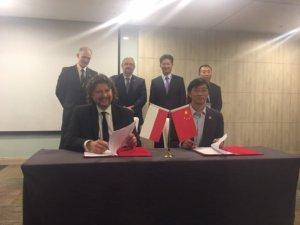 KOWR: podpisano porozumienia z chińskim stowarzyszeniem CAWA