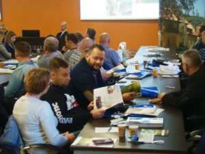 """""""Aktualne problemy w uprawie zbóż i rzepaku"""" na konferencji w Olsztynie"""