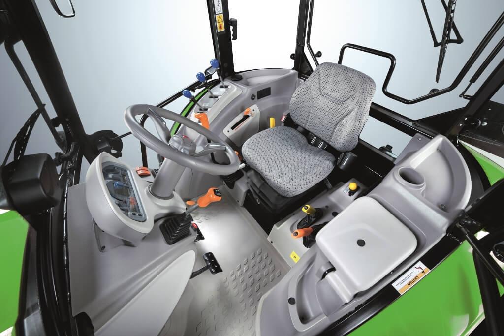 Kabina ciągnika Deutz Fahr 5D Keyline