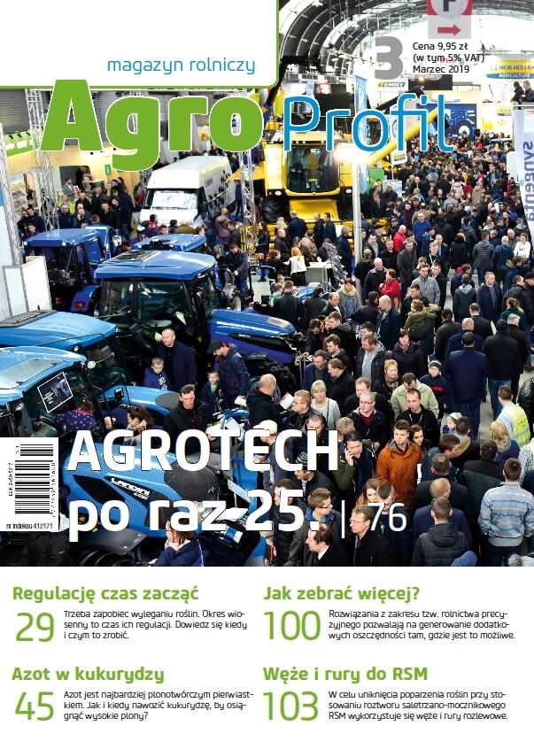 Agro Profil magazyn rolniczy nr 3/2019